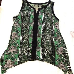 Nwt New Directions sleeveless blouse size 3X